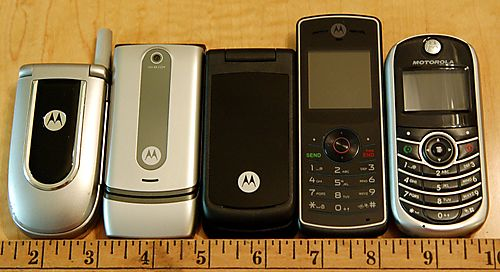 TracFone W175 and W260g