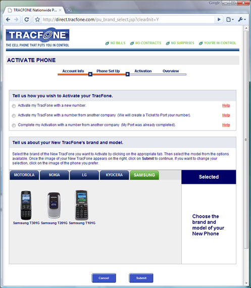 samsung tracfone manual
