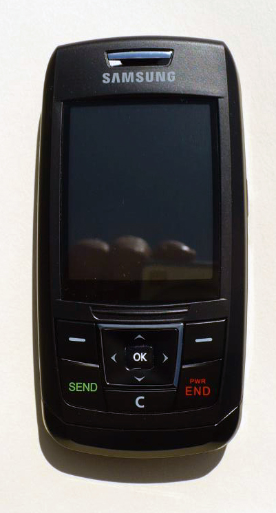 Samsung T301G front closed