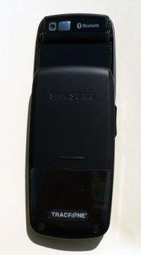 Samsung T301G back open