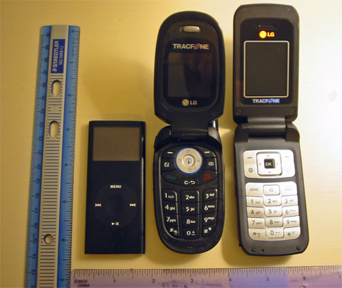 TracFone LG 225 Phone Review - The Fone-Review com TracFone