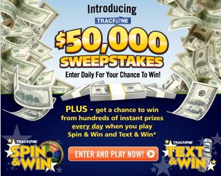 TracFone Sweepstakes