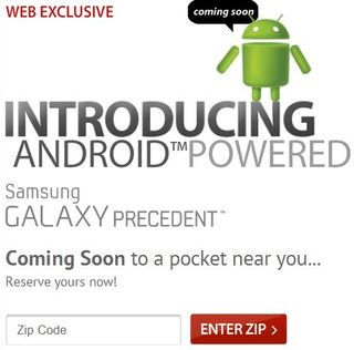 Straight Talk Samsung Galaxy Precedent Coming Soon
