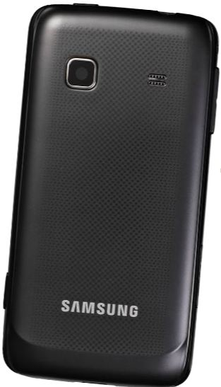 Straight Talk Samsung Galaxy Precedent Back