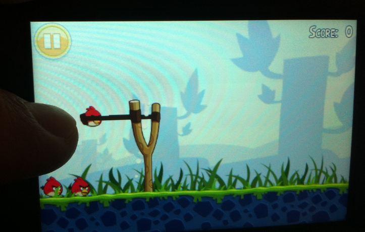 Straight Talk Samsung Galaxy Angry Birds