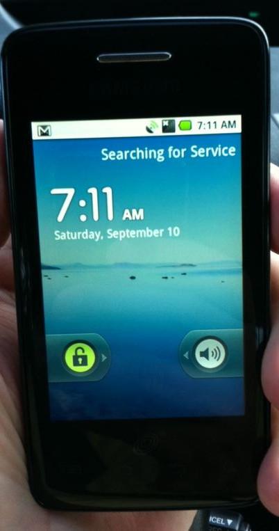Straight Talk Samsung Galaxy No Roaming